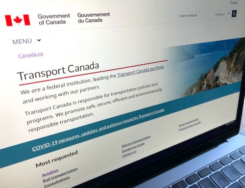 Transport Canada Issues House of Commons Petition Response