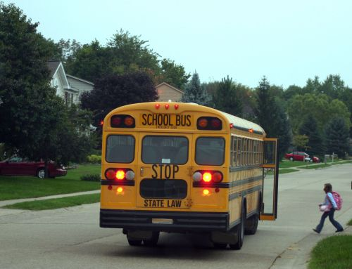 The number of children that drown in Canada each year could fill a school bus