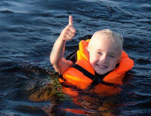 Celebrate National Lifejacket Day!