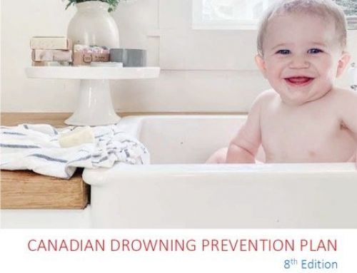 Canadian Drowning Prevention Plan 8th ed. Now Available!