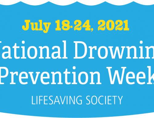 National Drowning Prevention Week July 18-24